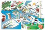 Übersicht gastronomisches Angebot in Hafennähe