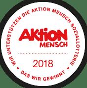 Das Logo der Aktion Mensch